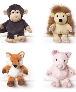 All creatures soft toys